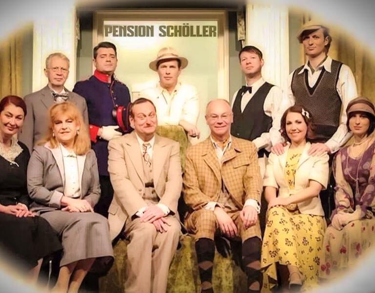 Theaterstück Pension Schöller